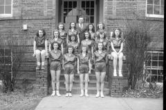 Culleoka Girls Basketball Team 1949