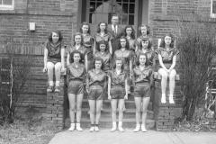 Culleoka Girls Basketball 1949