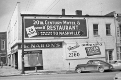 20th Century Sign N Main