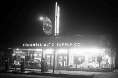 Columbia Auto at Night
